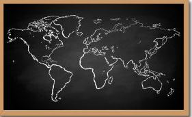 chalkboard world 2